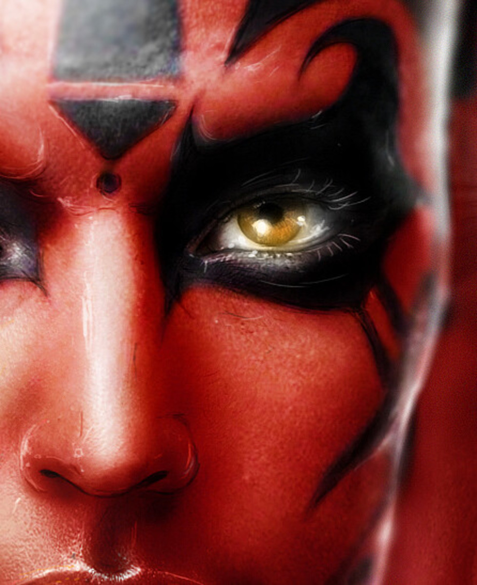 Darth Talon: The Star Wars Sexiest Sith Lord of All Time