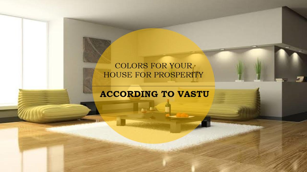 Vastu and Colors