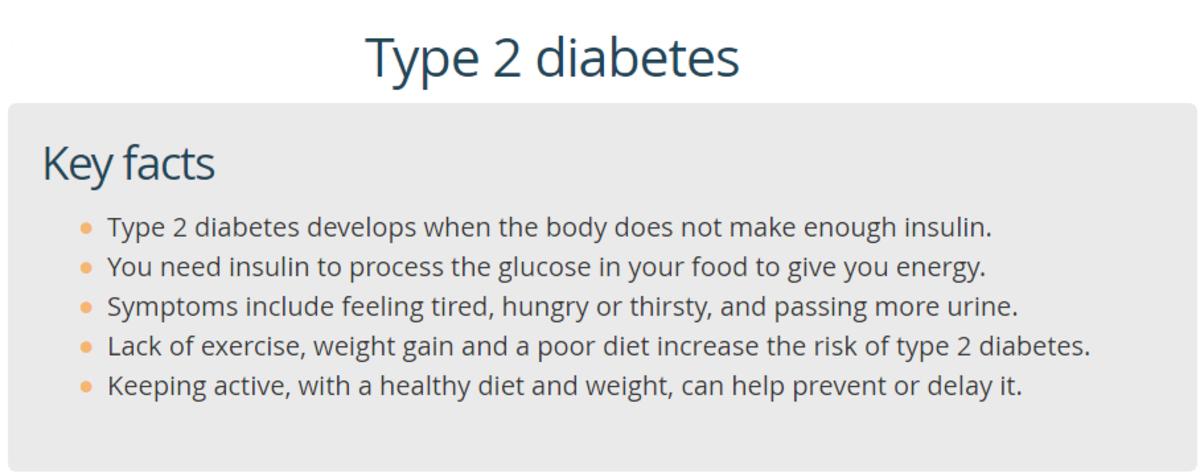 T2DM (Key Facts)