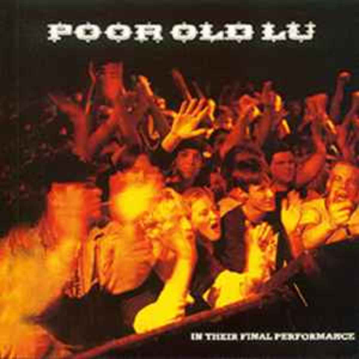 """Poor Old Lu in their """"final"""" performance. This author can literally be spotted front and center."""