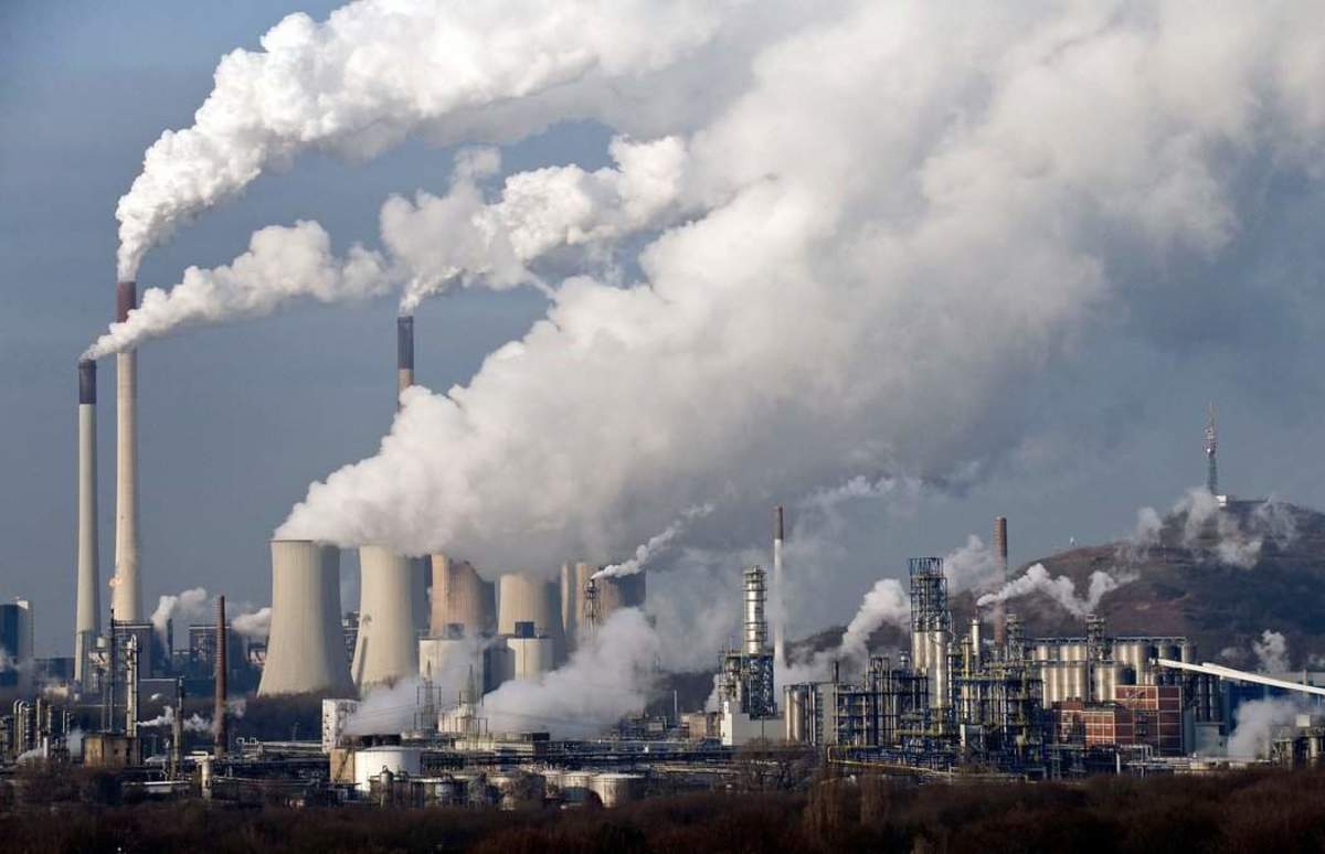 Industrial Revolution has Disrupted the Global Climate