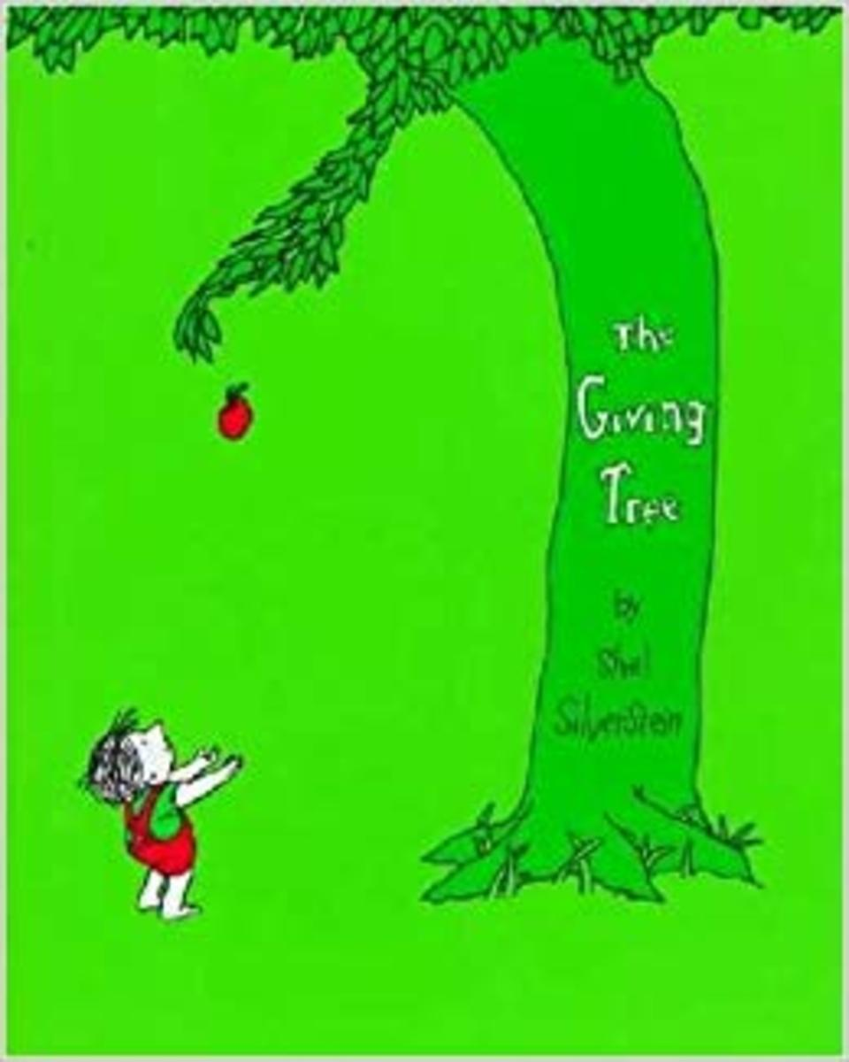 Book cover for The Giving Tree