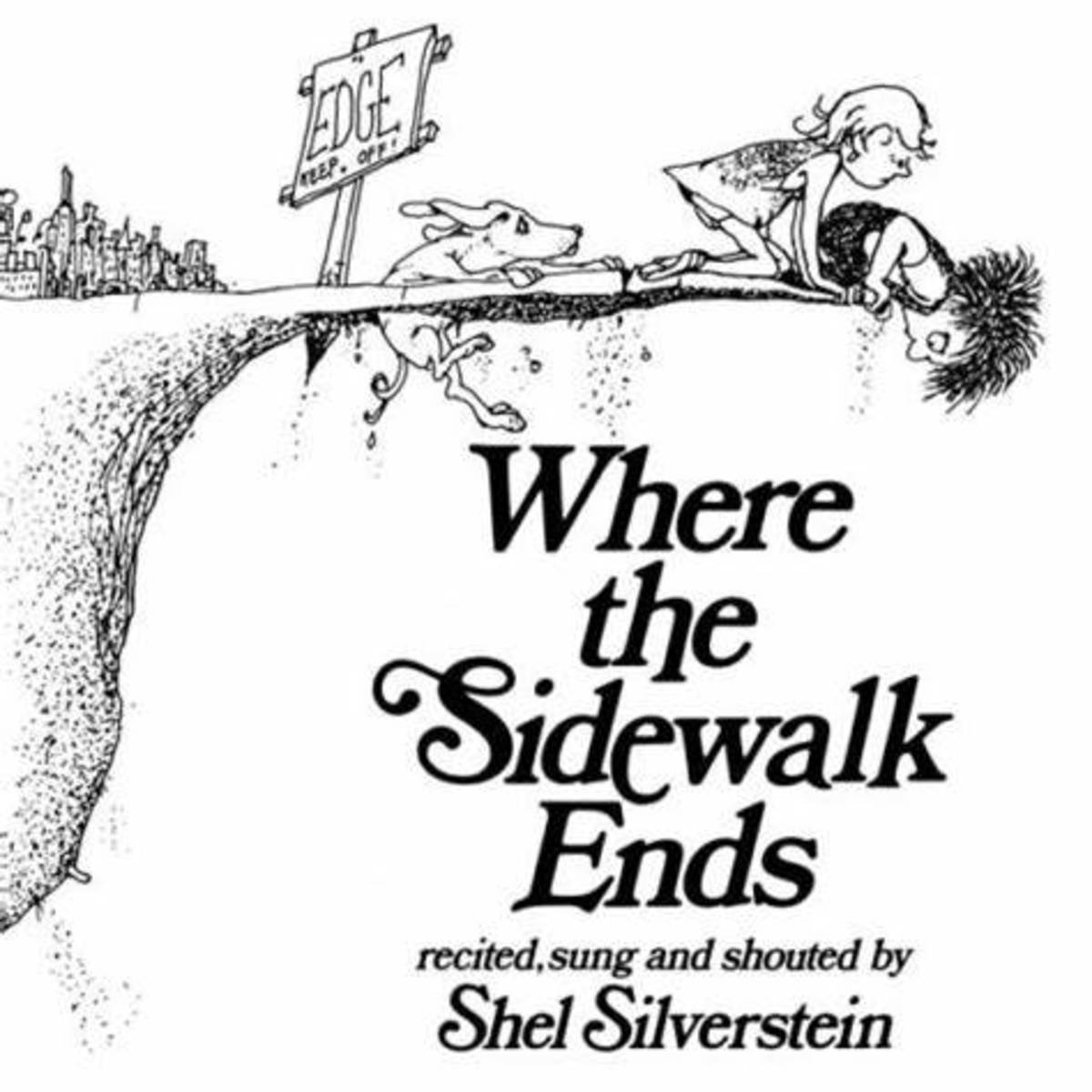 Book cover for Where the Sidewalk Ends