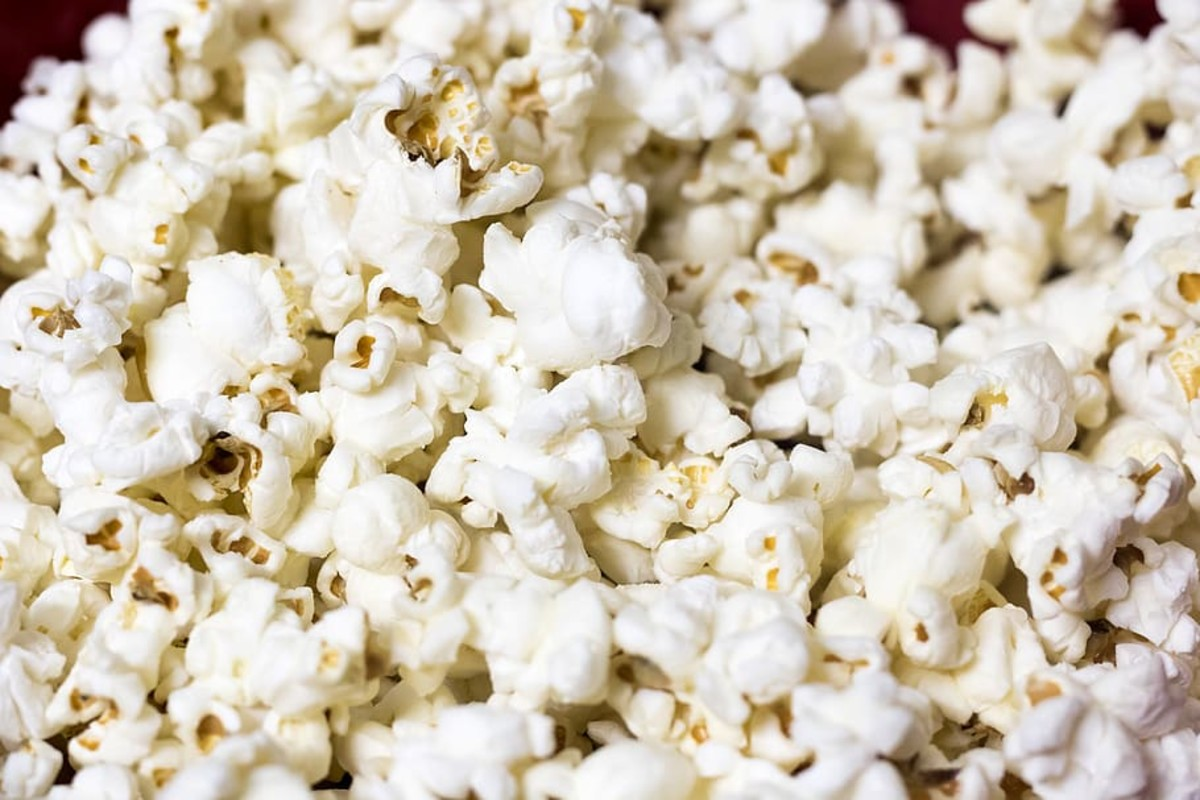 Fun Facts About Popcorn