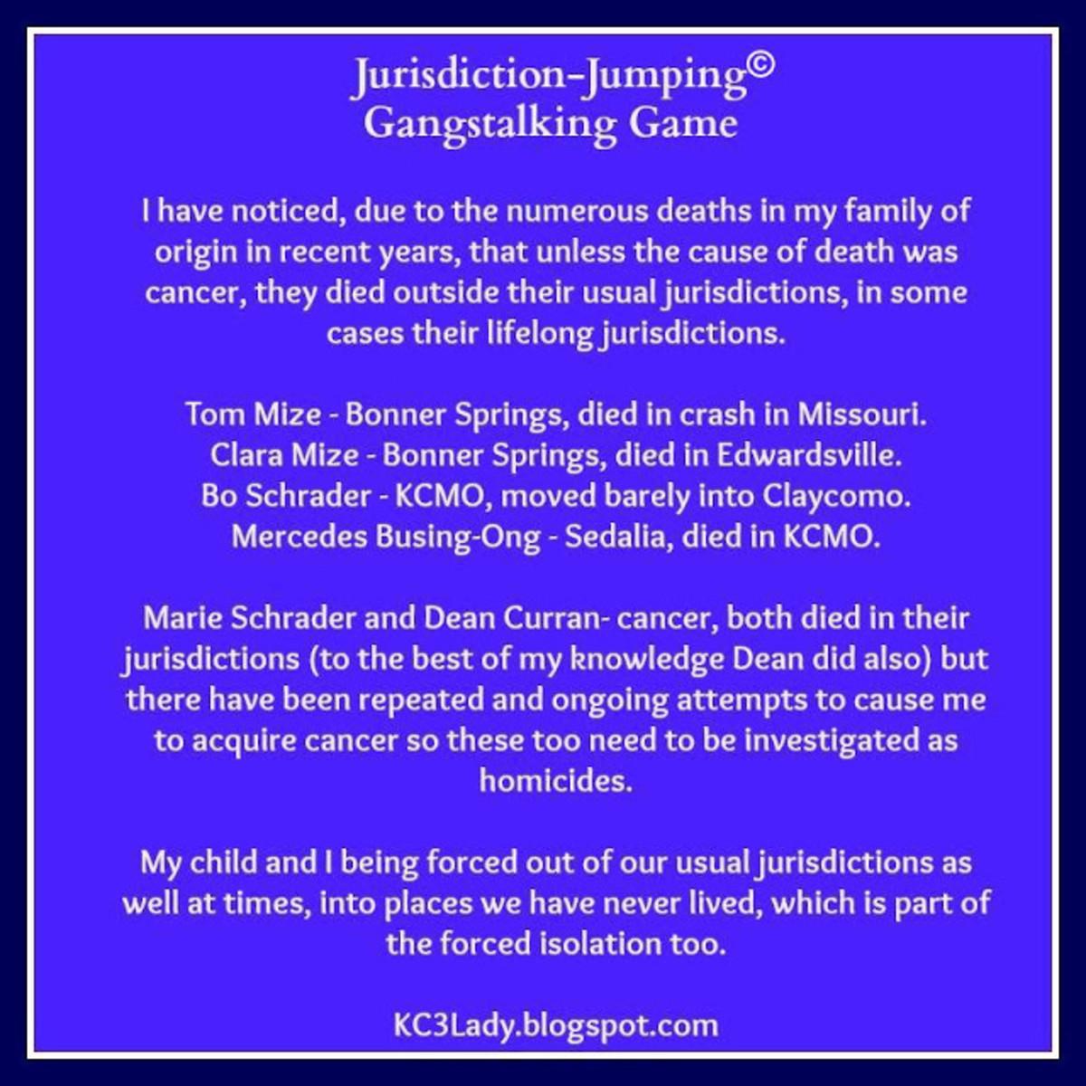 Jurisdiction Jumping