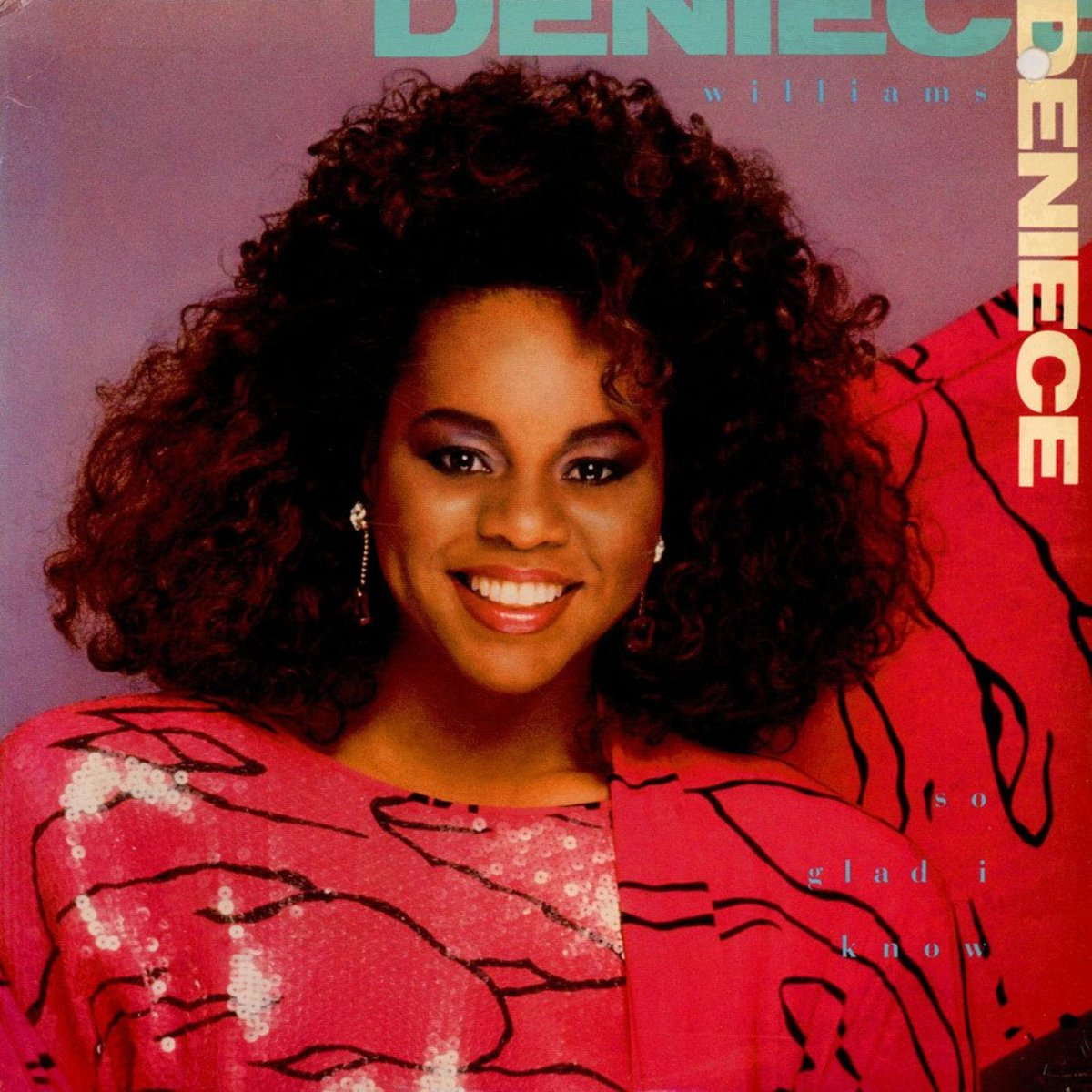 80s Soul and R&B Singer, DenIece Williams, Back in the Day