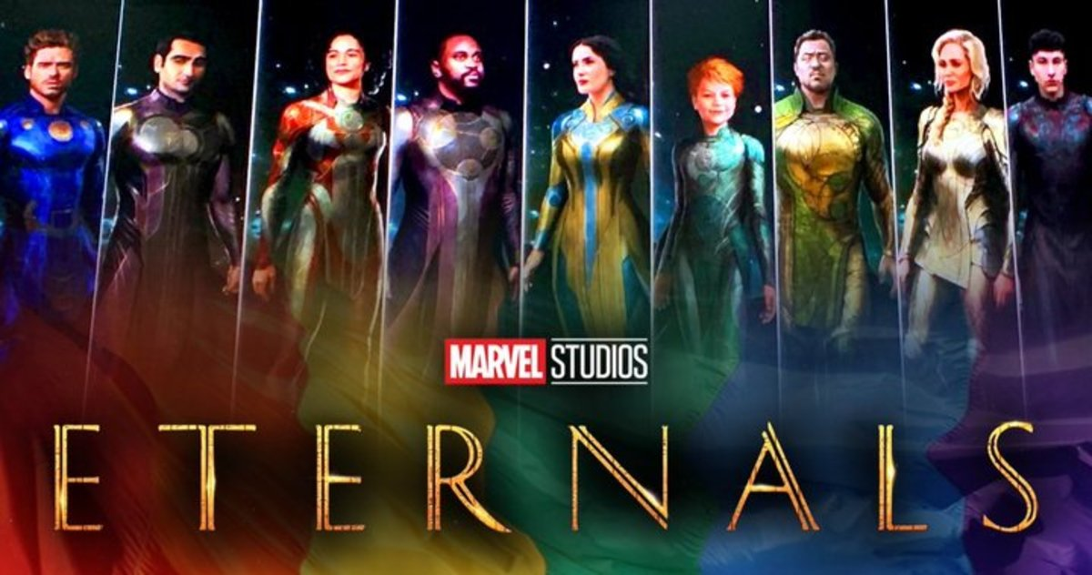 Who Are the Eternals ? Marvel's Upcoming Movie Explained
