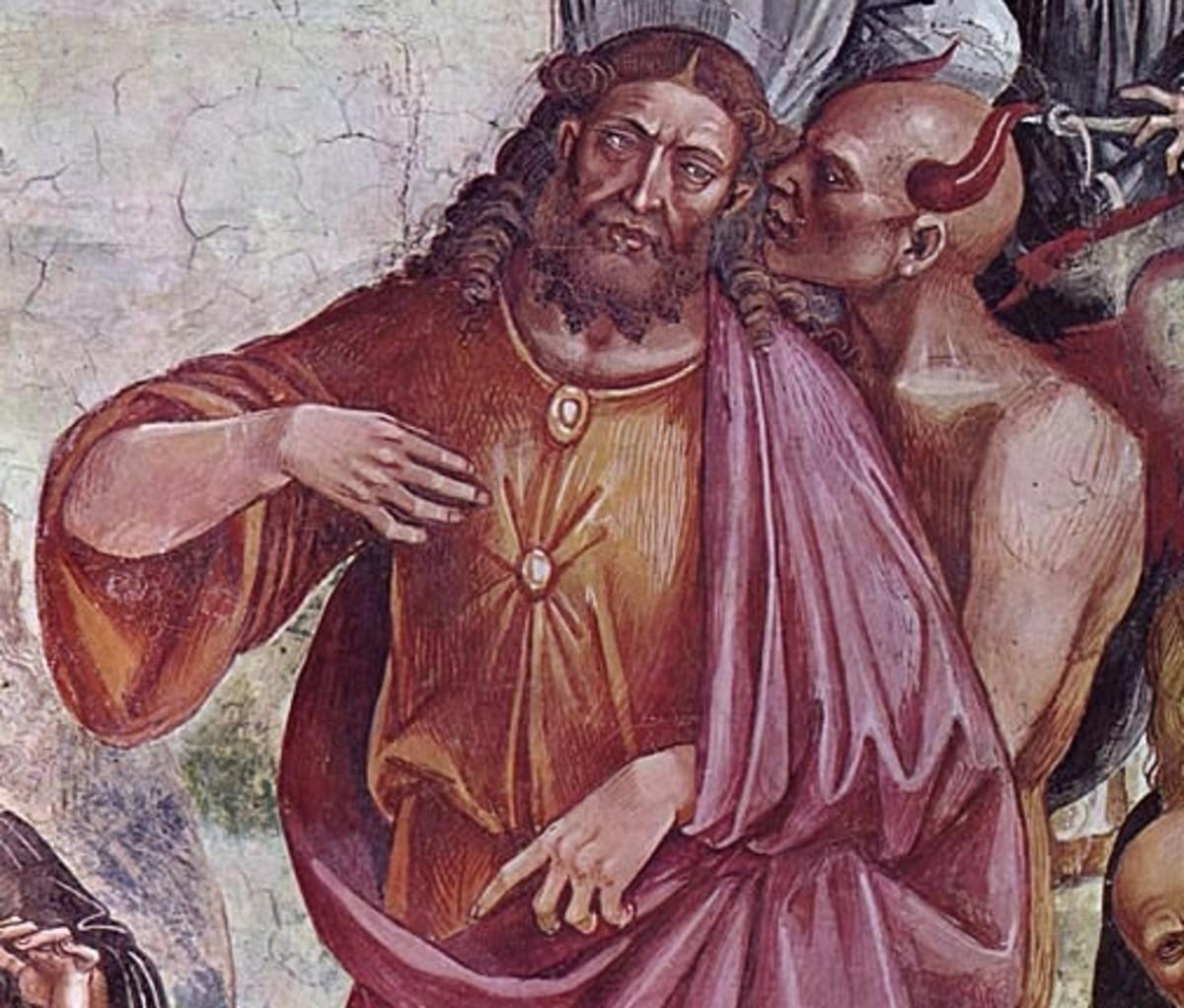 Antichrist and Satan