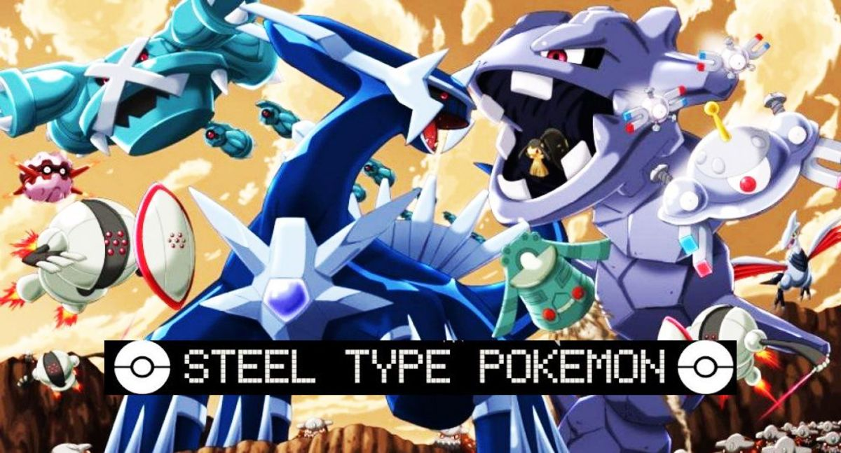 Steel-type Pokémon, a Gift or a Curse?