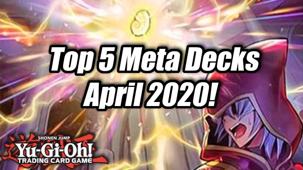 Yu-Gi-Oh! Best Decks for the April 2020 Format