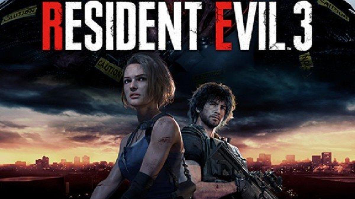 Best Horror Game - Resident Evil 3 Remake