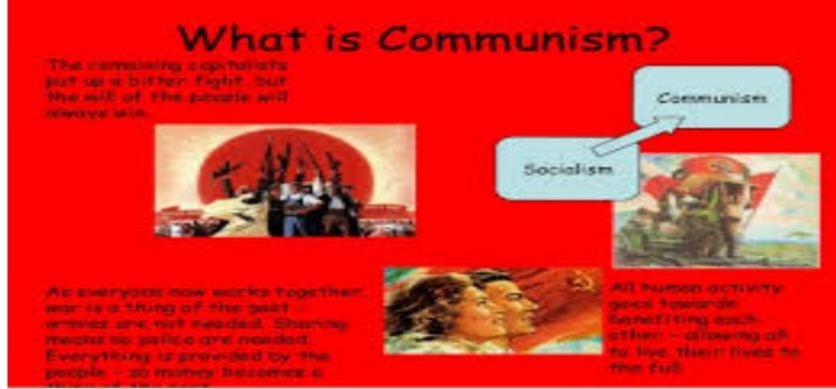 What is Communism? Effects of Communism?