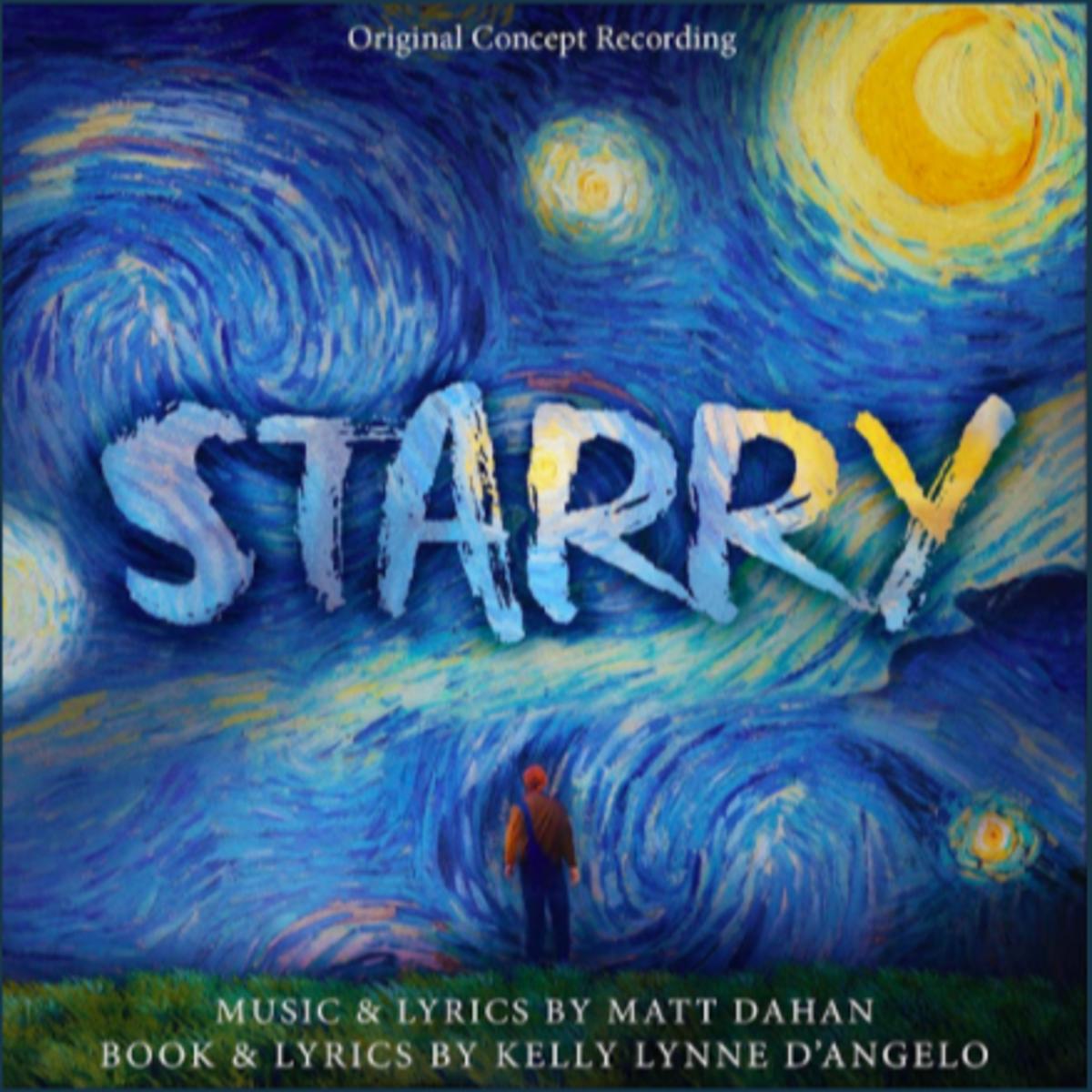 """Starry"" Album Cover"