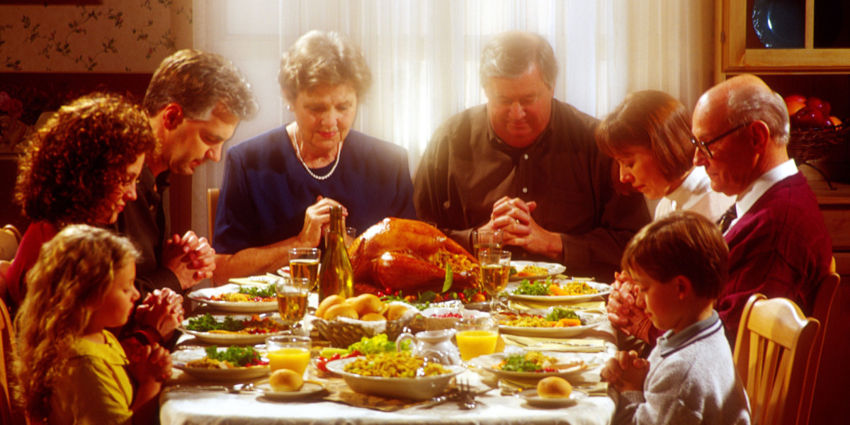 Prayers of Thanksgiving for our Manifold Blessings