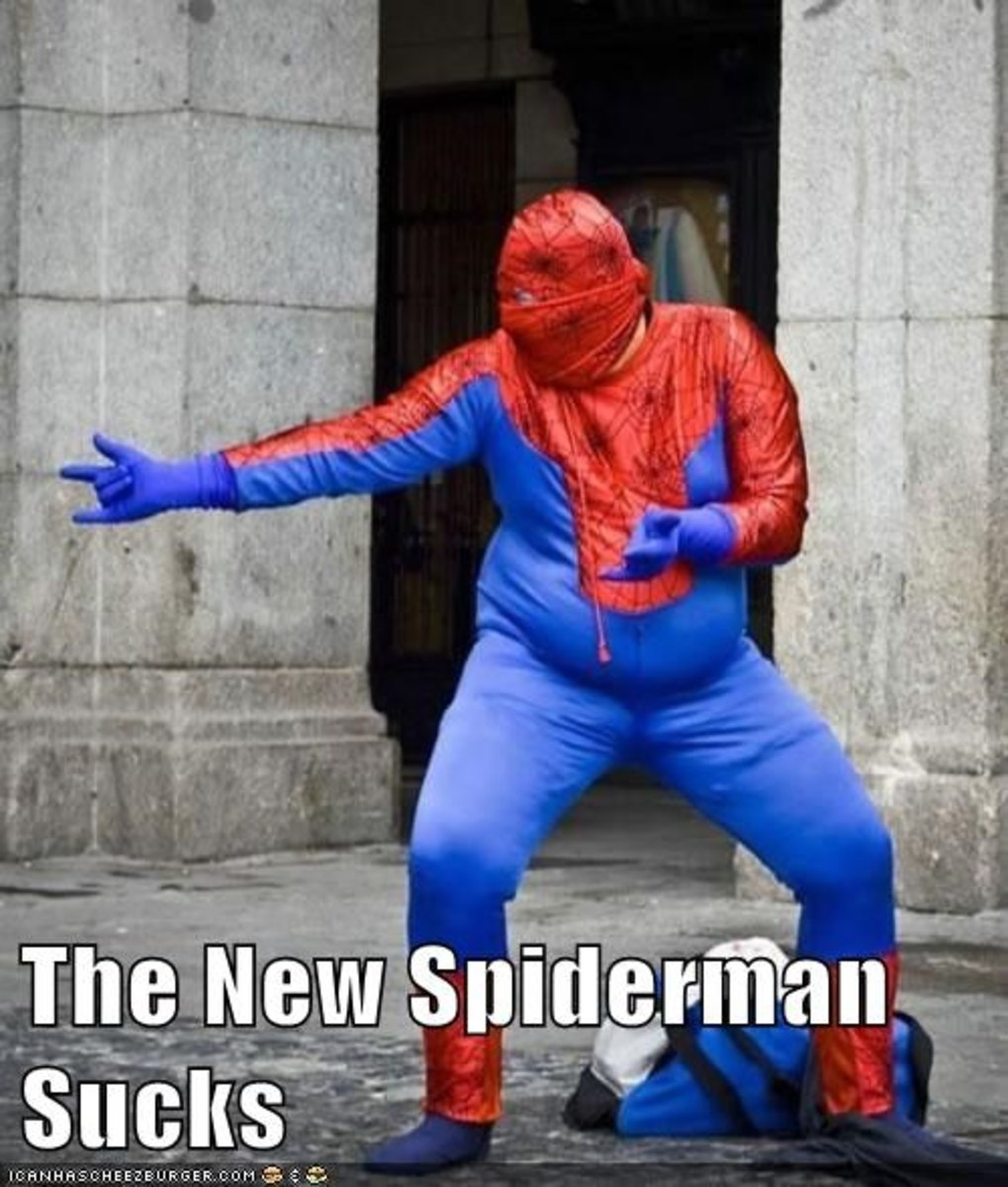 I Hate MCU Spider-Man or Iron Boy Jr. Part 2: And I Hate the Rest of Disney and Sony Too
