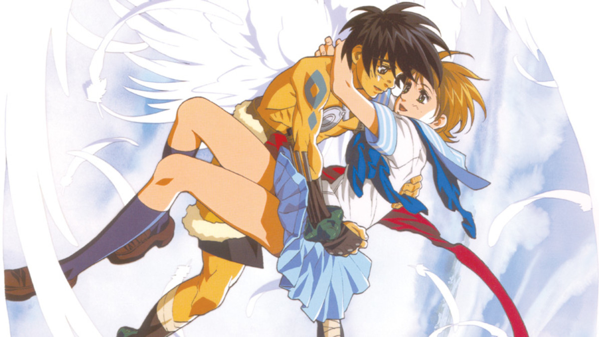 Tenkuu no Escaflowne (The Vision of Escaflowne)