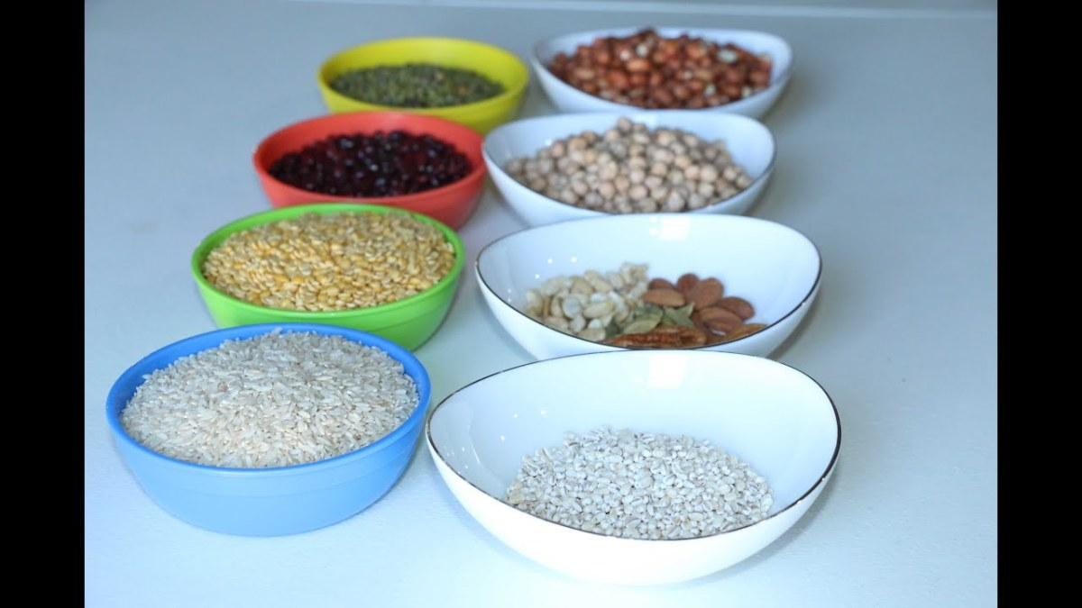 Multigrain Cereals
