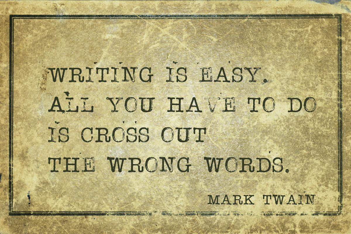 How Do You Encourage Writers
