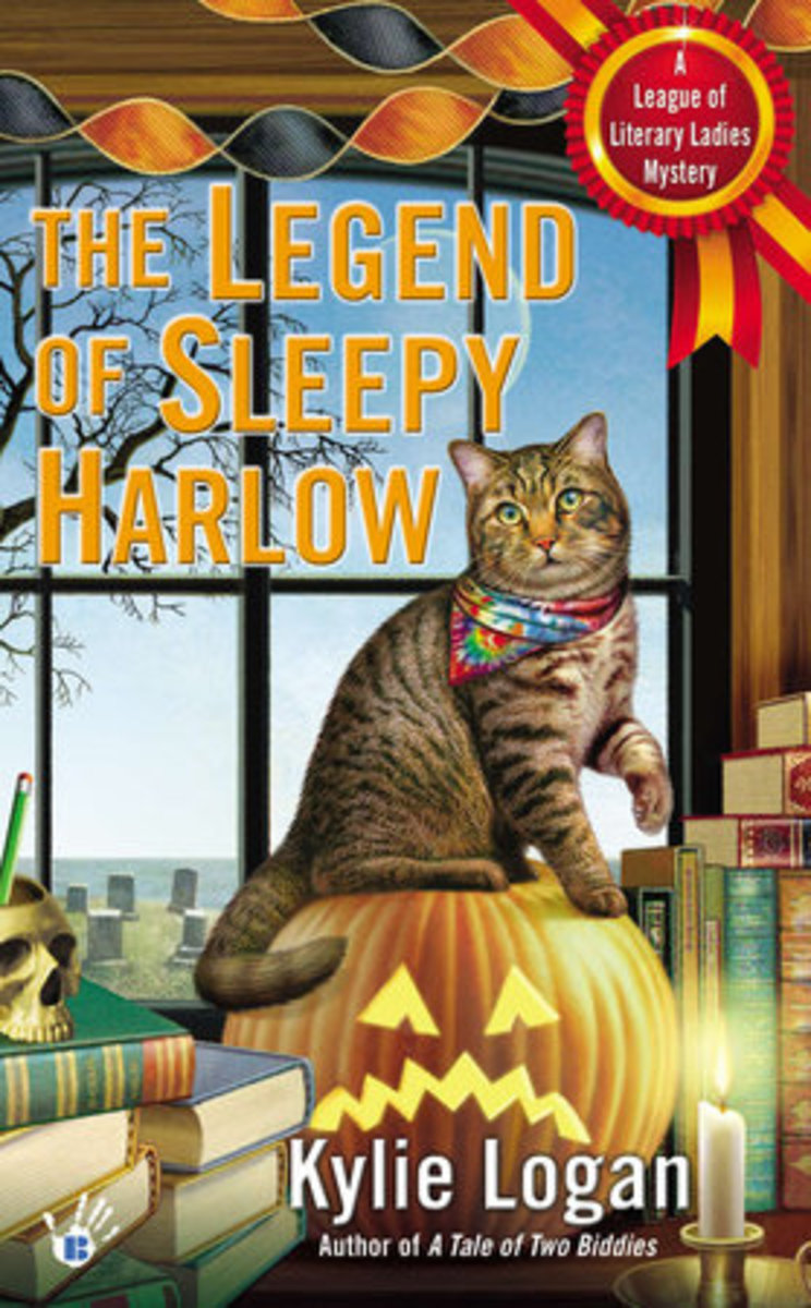 Book Review: The Legend Sleepy Harlow by Kylie Logan
