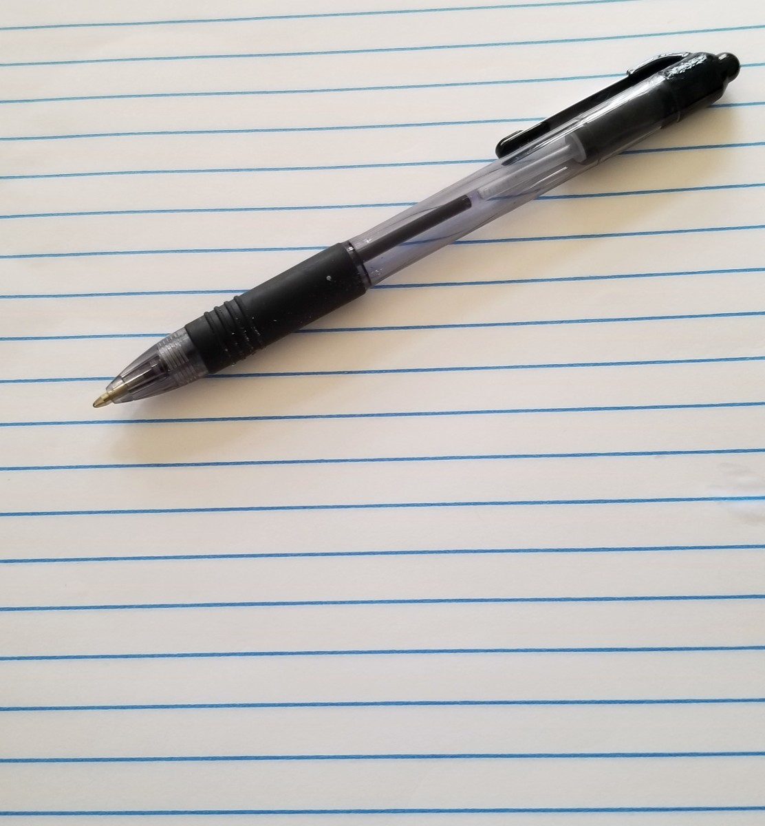 We all start with a blank page. Then we need to lengthen our article to cover the subject well.