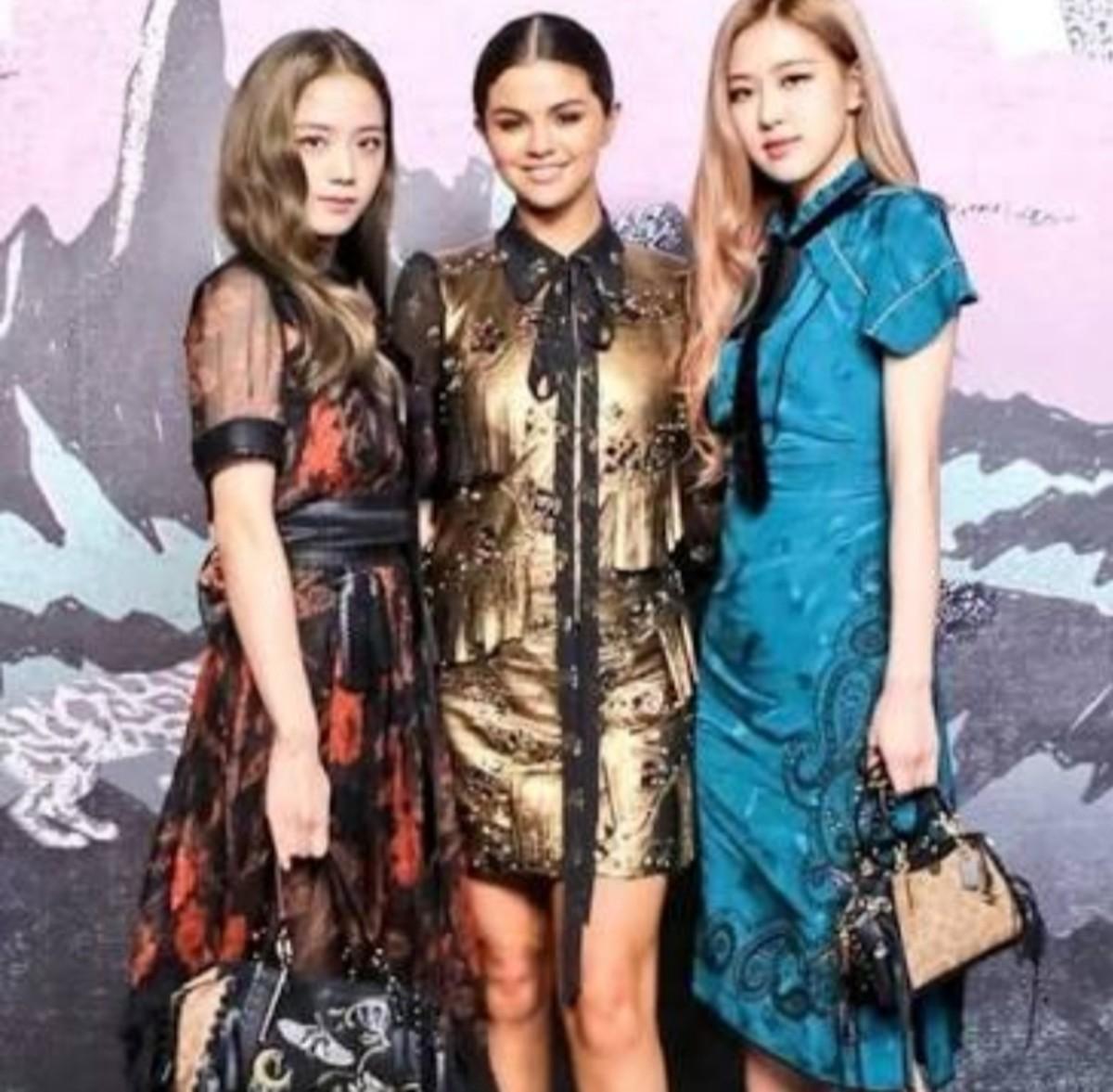 Blackpink and Selena Gomez Collaboration Confirmed,