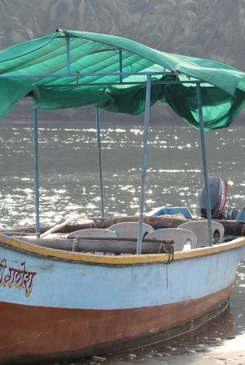Water Activities, Tarkarli