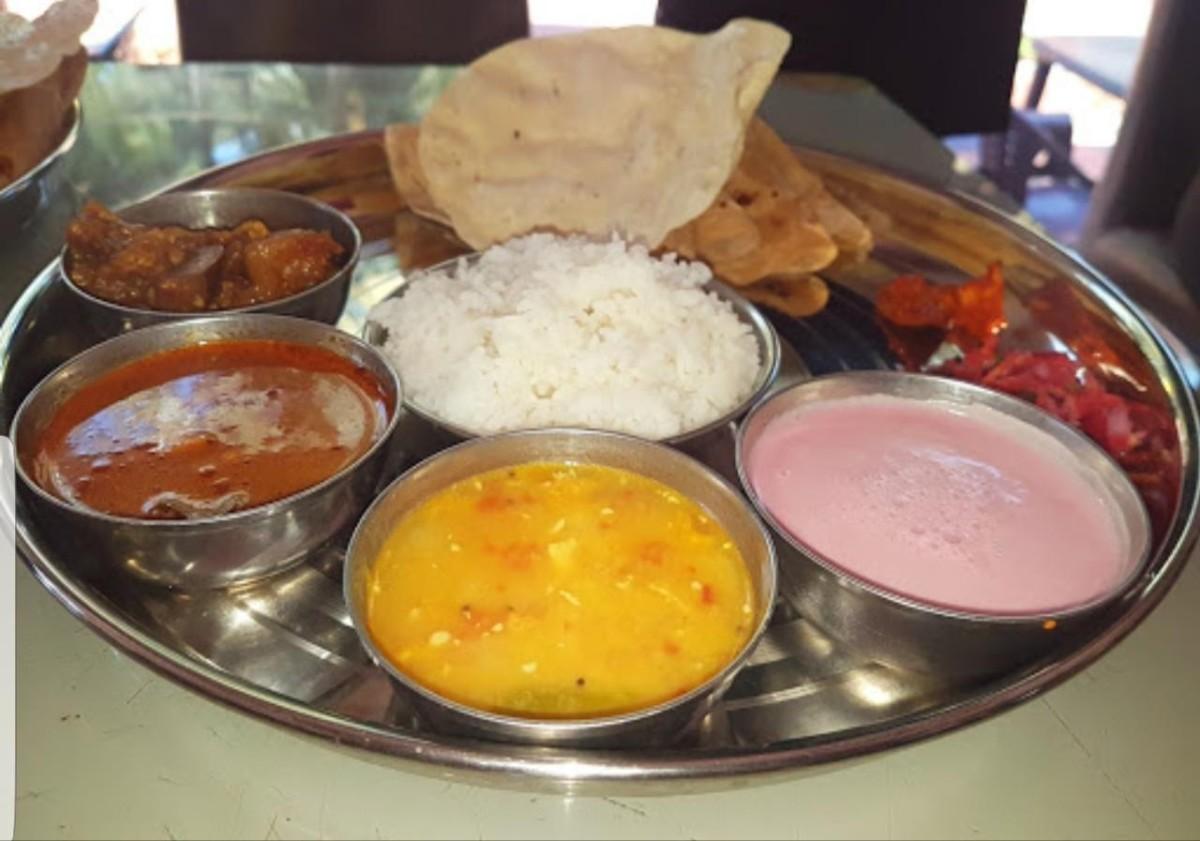 Konkani Food