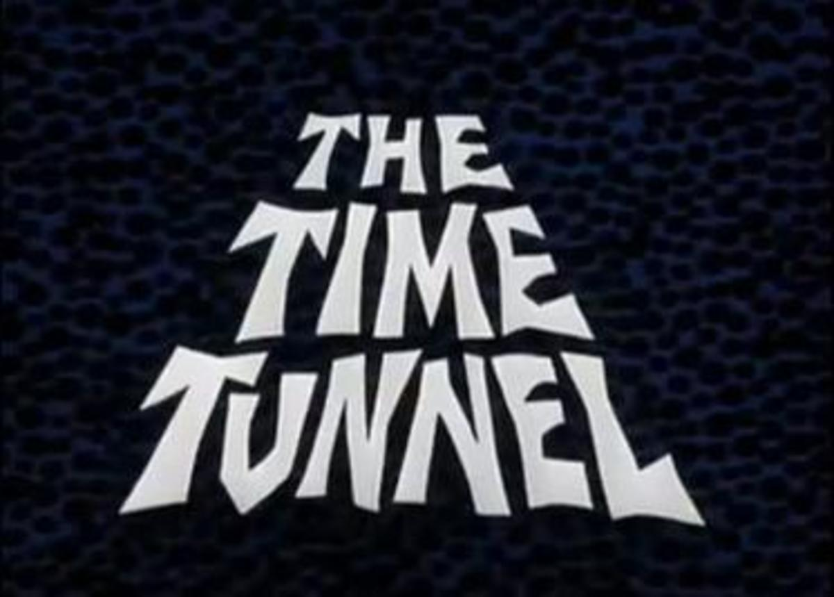The Time Tunnel – The Granddaddy of Time Travel Shows