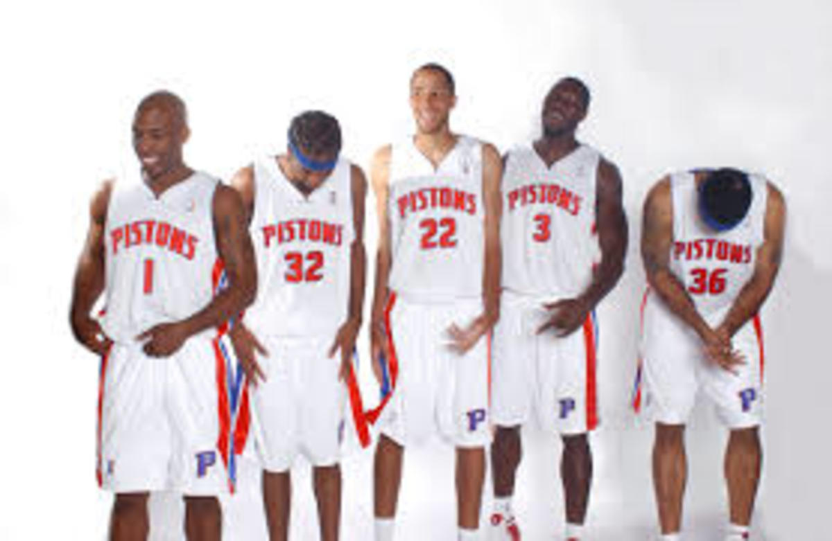 No superstars? No problem. One of the most underrated championship teams of all time.