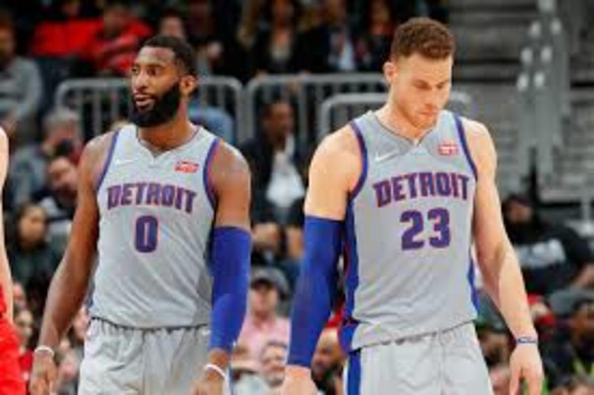 With Andre Drummond shipped to Cleveland it should be time for Blake Griffin to depart the Motor City as well.
