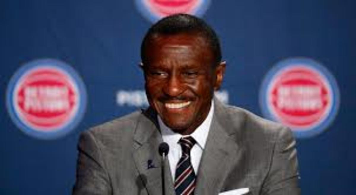 Former Raptors coach Dwane Casey will be in charge of getting the Pistons through their rebuild and back into being competitive.