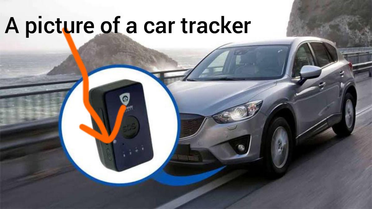 A car tracker