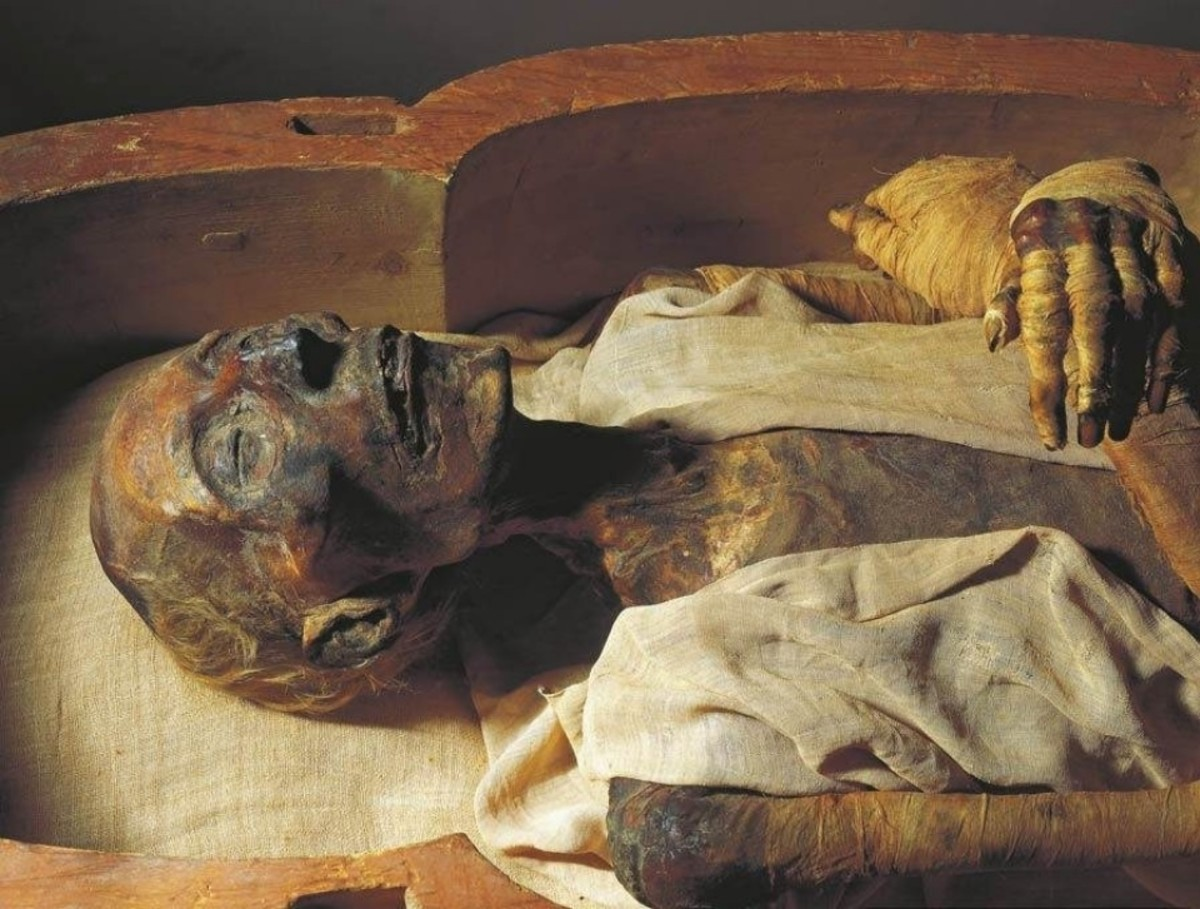 The Remains of Ramses II