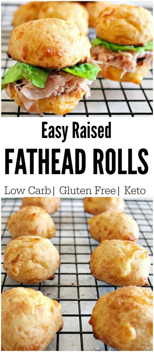 Easy Raised Fathead Rolls by howtothisandthat.com
