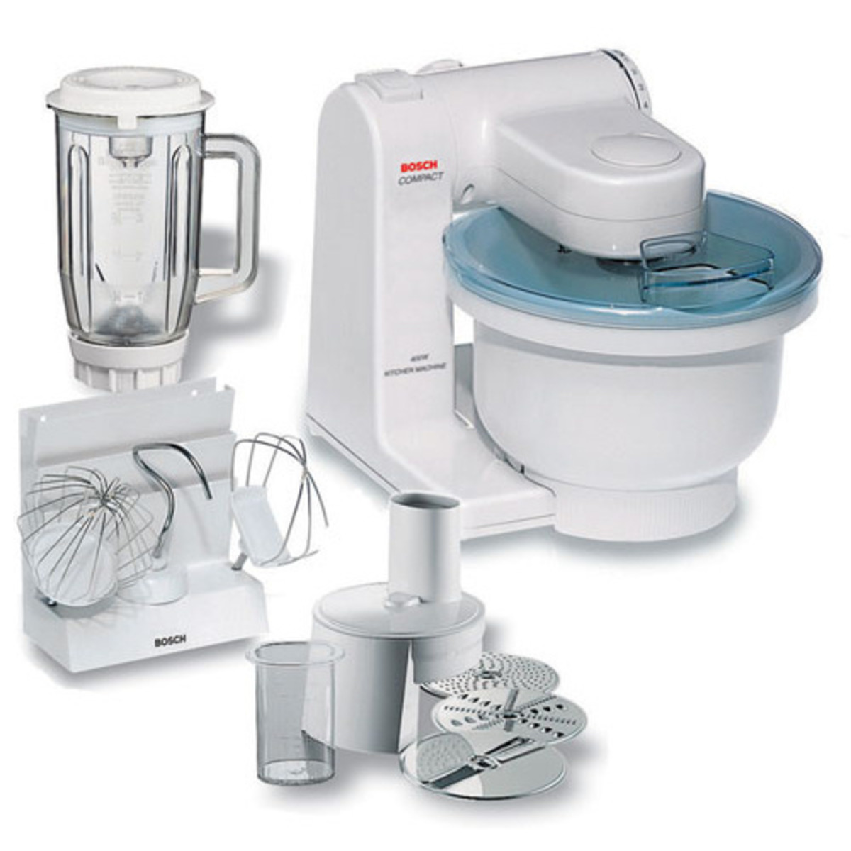 Bosch 400-Watt Compact Mixer Product Review