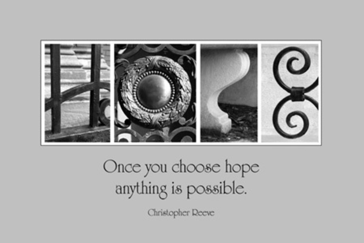 choose hope quotes