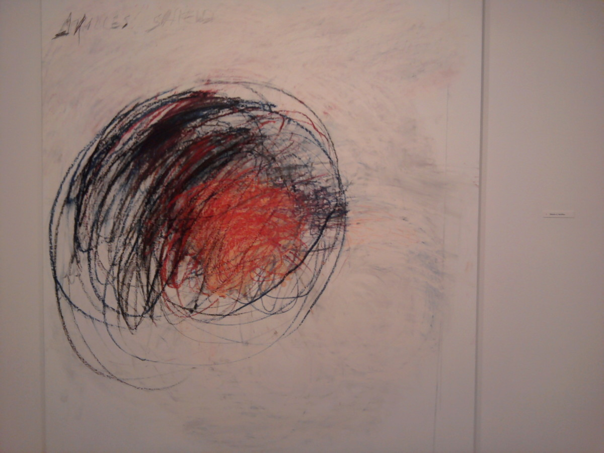 Cy Twombly, Philadelphia Museum of Art
