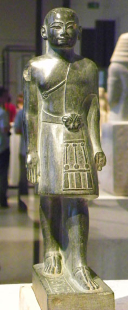Priest and Astronomer Taitai, 18th Dynasty