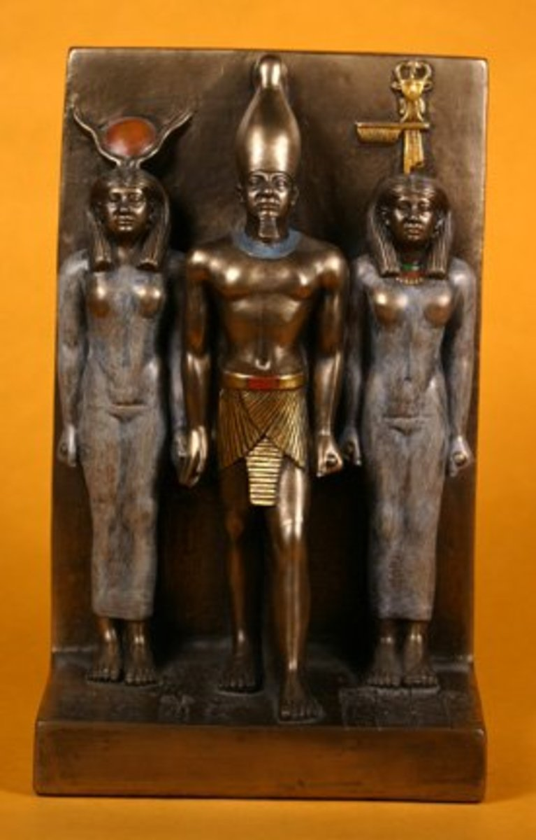 The Architecture and Art of Egypt (Kemet): The Etching and Encryption of Dynasties I to IV