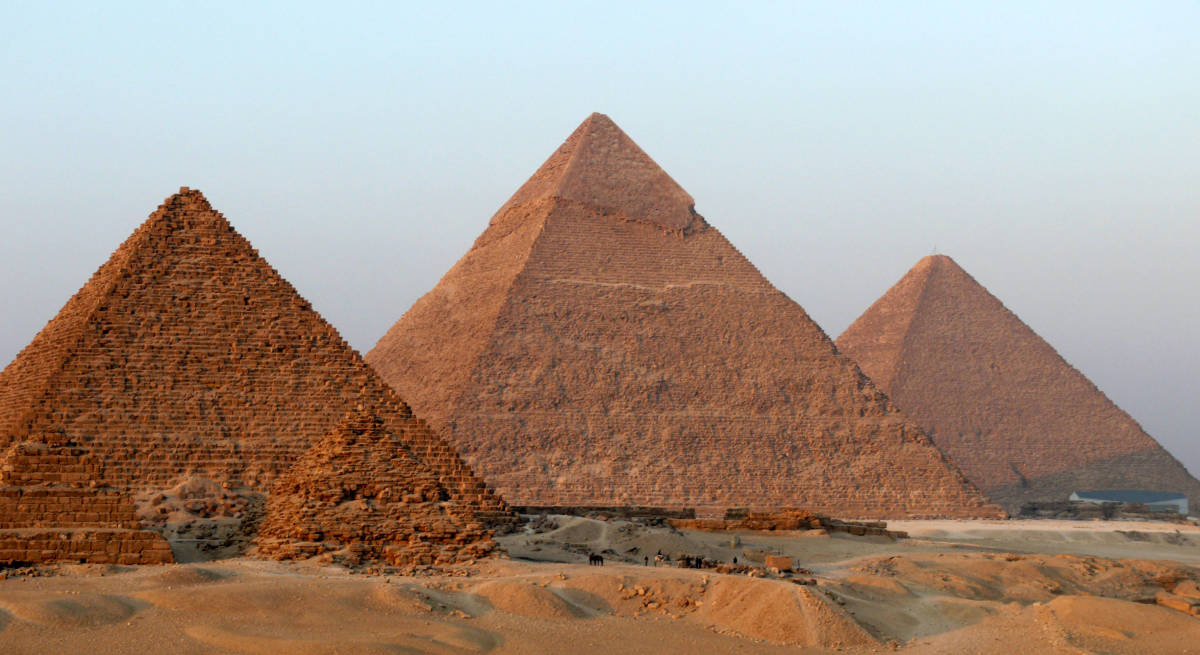 Great Pyramid of Giza is also a worth mention on the list of destinations that provide a life-changing experience to travelers. In the Giza Necropolis, Great Pyramid of Giza is the largest of the three. This Pyramid was the tallest mad-made structure