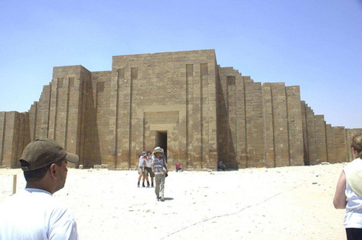 Tombs of the Nobles at Saqara #7 photo