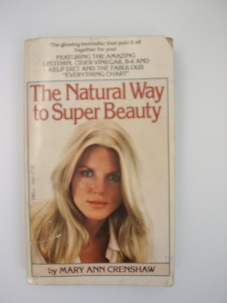 mary Ann crenshaw's natural way to super beauty