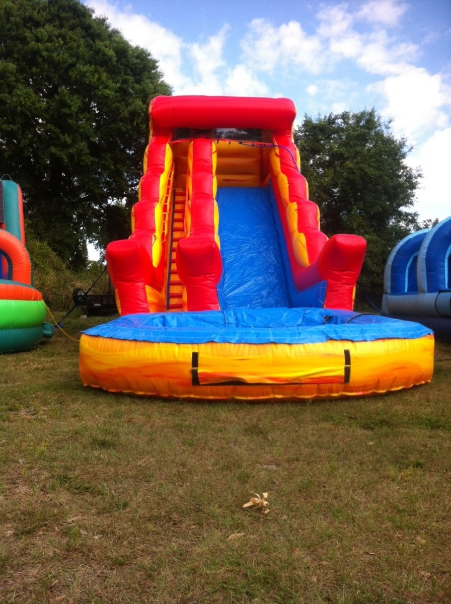 Inflatable Bounce House Rental Business – Bounce House Business Plan