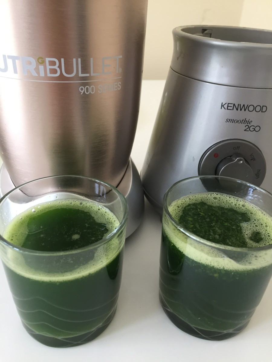 Kale And Water Test