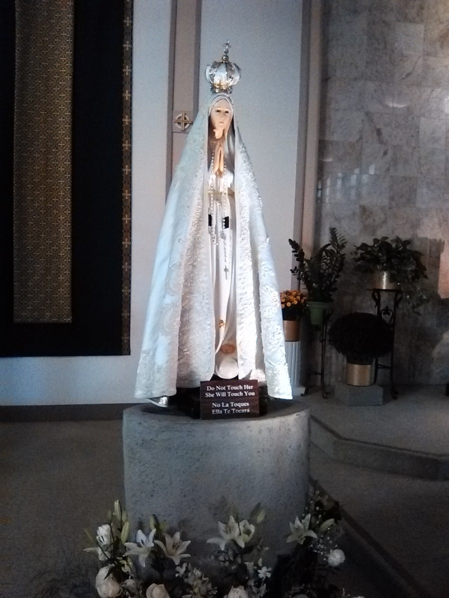 The Blessed Virgin Mary, Mother of Jesus Christ: A model of Profound Humility