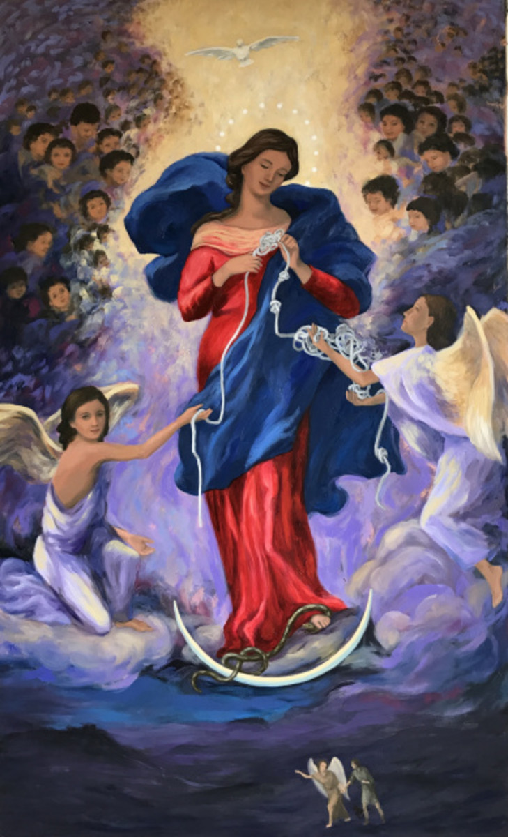 Mary, Undoer of Knots