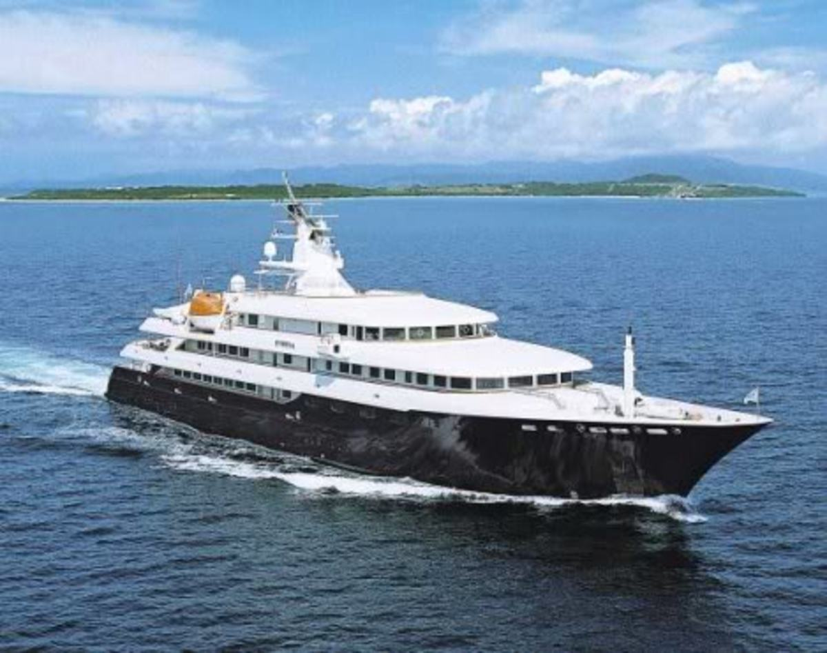 How about a Carribean Cruise?