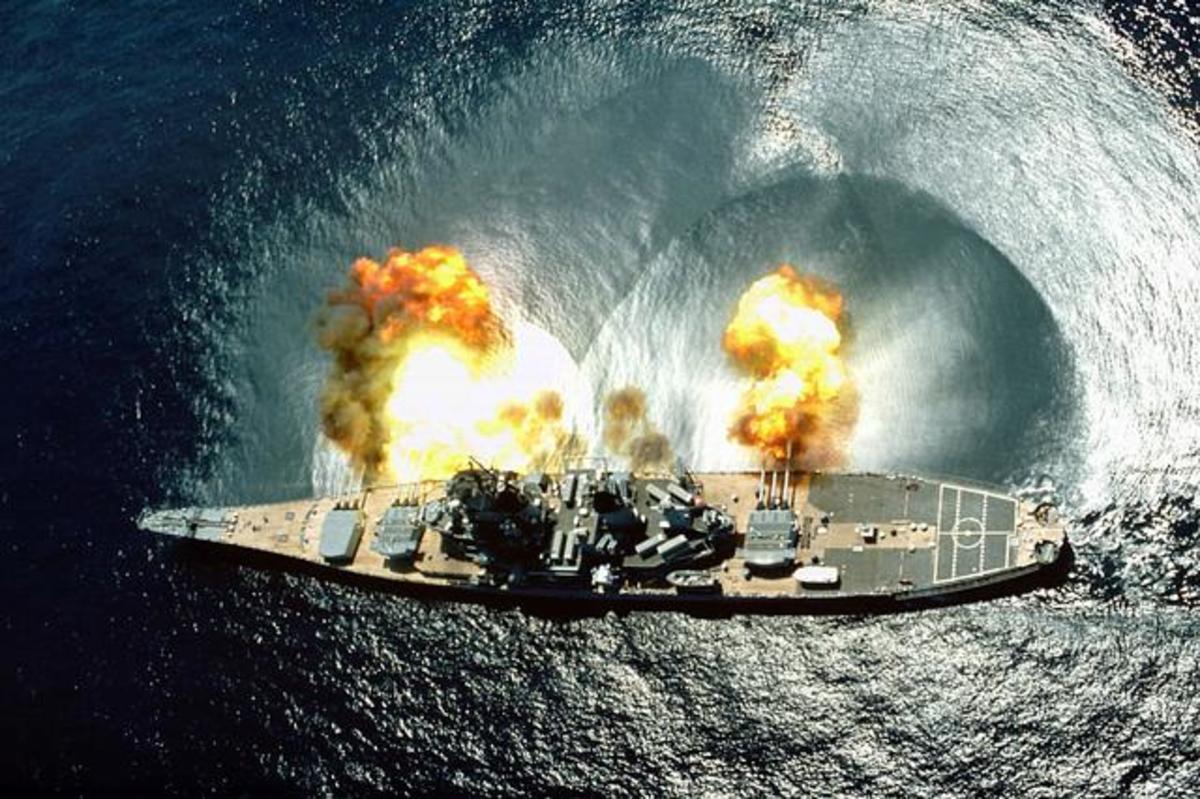 Tour A Battleship