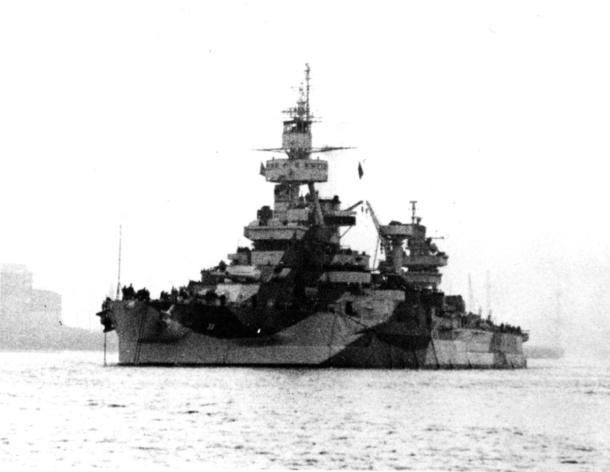 USS Arkansas (BB-33)