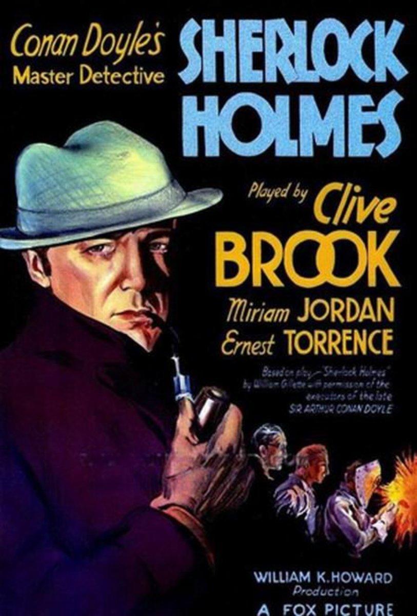 Sherlock Holmes 1932